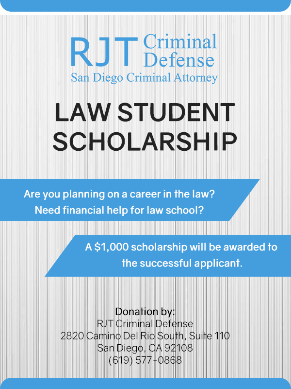 2017 Law School Scholarship