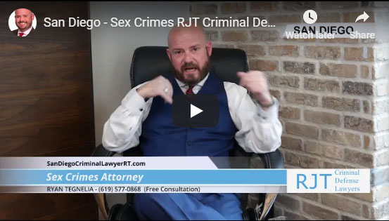 San Diego Sex Crimes Attorney Rjt Criminal Defense Lawyers